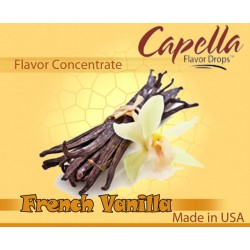CAPELLA AROMA FRENCH VANILLA 10 ml