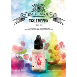 CHEFS FLAVOUR S AROMA TICKLE ME PINK 30 ml