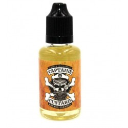 CAPTAINS CUSTARD AROMA BANANA CARAMEL 30 ml