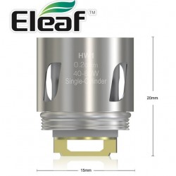 GRIJAČ ELEAF ELLO MINI HW1 Single-Cylinder 0,2 Ohma