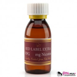 MJEŠAVINA VPG RED LABEL EXTRA 0 MG 100 ML