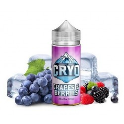 INFAMOUS CRYO AROMA Grapes and Berries 20ml/120ml