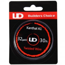 ŽICA YOUDE UD KANTAL A1 32GA(0,2mm)x2 TWISTED 10m