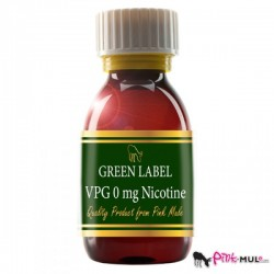 BAZA VPG GREEN LABEL 0 MG 100 ML