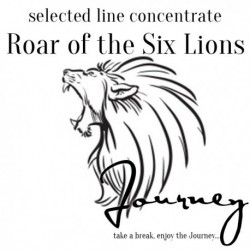 JOURNEY AROMA ROAR OF THE SIX LIONS 10 ml