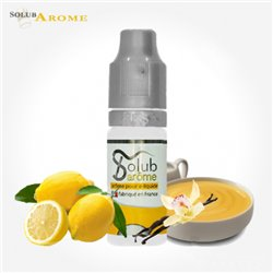 SOLUBAROME LEMON CREAM 10 ml