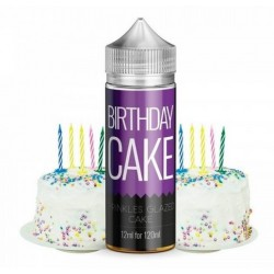 INFAMOUS ORIGINALS AROMA B-day cake 12ml/120ml