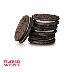 FLAVOR WEST AROMA Cookies & Cream 10ml