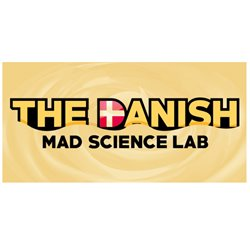 MAD SCIENCE LAB AROMA The Danish Custard  10 ml
