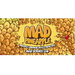 MAD SCIENCE LAB AROMA Mad Pineapple 10 ml