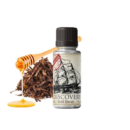 DISCOVERY AROMA GOLD DUCAT 10 ml
