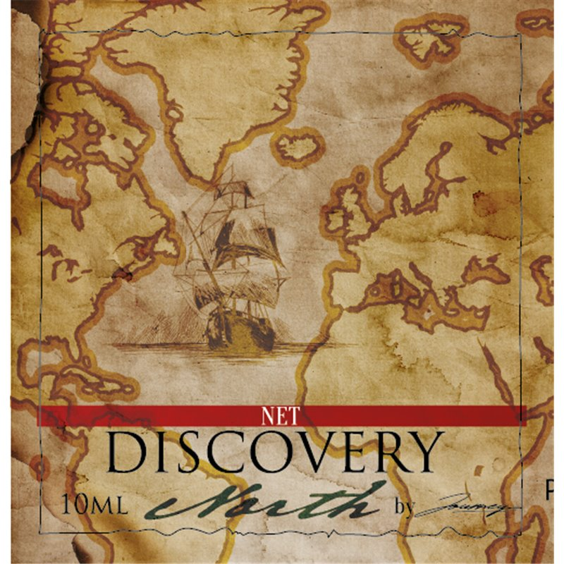 DISCOVERY AROMA NET NORTH 10 ml